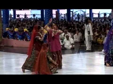 MAYUR PANKH - Cultural Programme by Devotees from Rajasthan - 29 Dec 2012