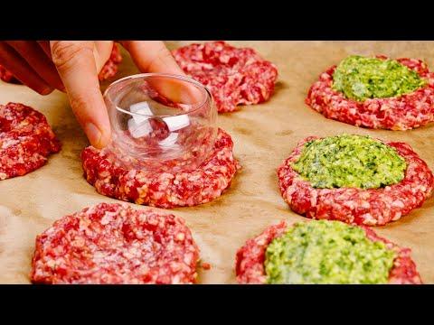 Видео: Котлеты больше не жарю! Яркое блюдо, вкус которого вызывает восторг!