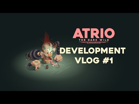 6 Months Of Unity Game Development - ATRIO Devlog #1