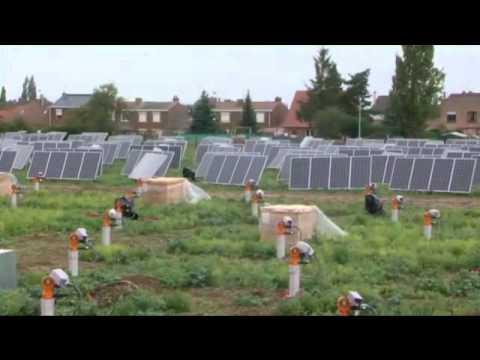 Energie solaire, illusion ou réalité - documentaire