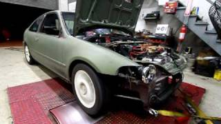 B20 Vtec Dyno Tuning at DNR Performance  Hayward, CA