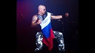 Gambar cover Зарубежные песни о России/Foreign songs about Russia