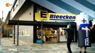 Nicht supergeil bei Edeka - Arbeitsbedingungen bei der Lebensmittel-Kette - ZDF WISO