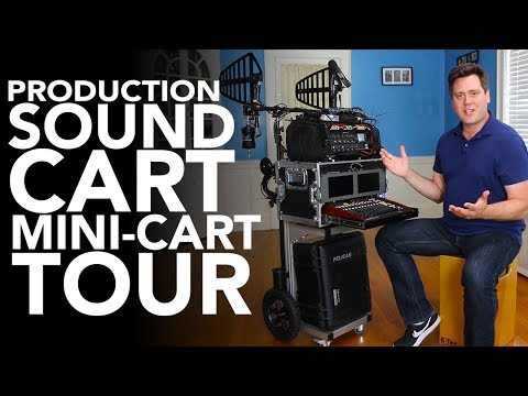 Sound Cart Mini-Cart Tour