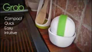 Grab - Herb cutter design