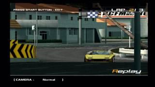 RIDGE RACER V スタンダードTA ソラーレでEOに勝つ in SUNNY BEACH