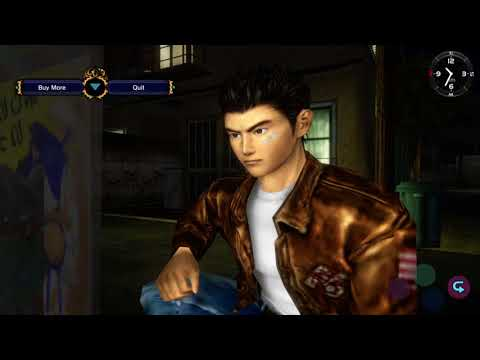 Shenmue: Unlucky even in the virtual world