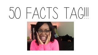 50 Facts About Me!! Thumbnail