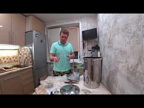 Щука горячего копчения в квартире, в коптильне Браво !!!!