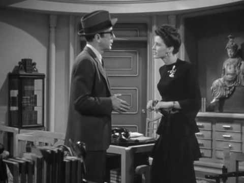 You do sell books? - The Big Sleep (1946)