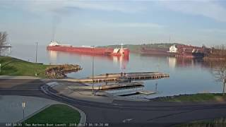 Presque Isle arrived Two Harbors 05/27/2018 thumbnail