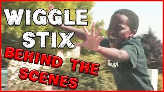 Trent Challenges Me To A Fight L Wiggle Stix Behind The Scenes