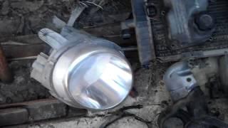 Как снять генератор дэу матиз Daewoo Matiz alternator