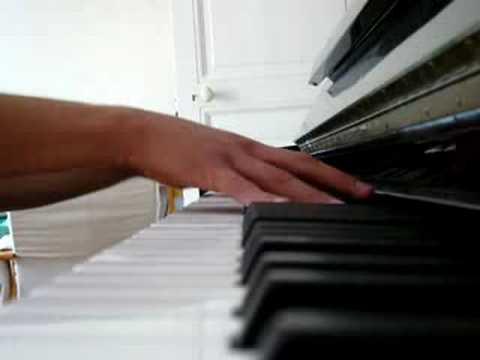Thirteen Senses - Into The Fire (piano)