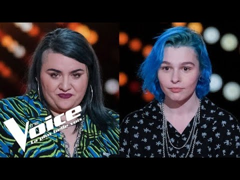 Lana del Rey – Summertime Sadness | Melba VS Ana | The Voice France 2020 | Battles