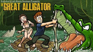 Brandon's Cult Movie Reviews: THE GREAT ALLIGATOR