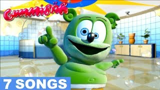 BUBBLE UP - ALL Language Versions - Gummibär Gummy Bear Song thumbnail