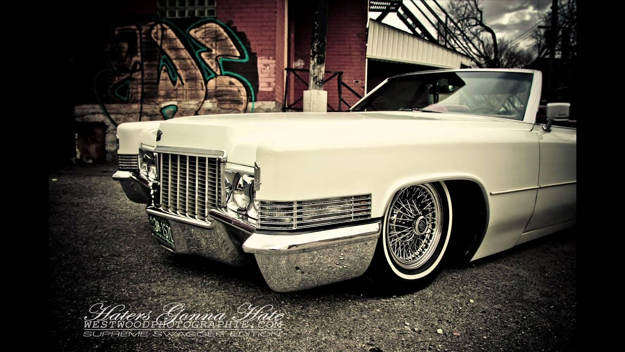 Cadillac De Ville 1970 Lowrider Haters Gonna Hate Supreme