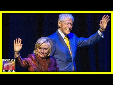Hillary And Bill Have WORST WELCOME Ever At Billy Joel Concert, They're HISTORY!
