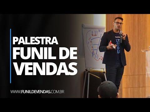 Palestra Funil de Vendas no CIESP Jundiaí