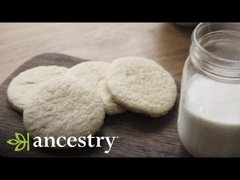Sugar Cookies | Recipe Records | Ancestry
