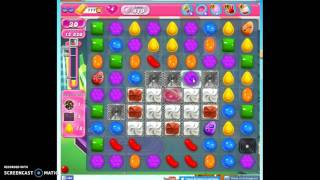 Candy Crush Level 419 w/audio tips, hints, tricks