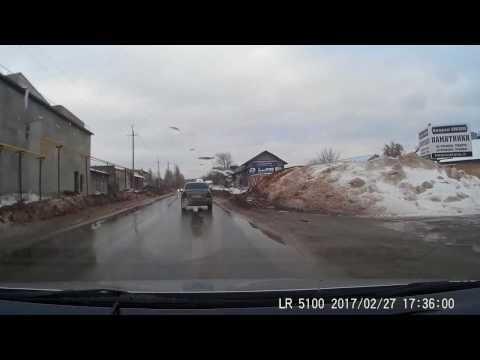 Авария Липецк Универсальный проезд