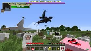 PopularMMOs Minecraft ~ VORTEX CHALLENGE GAMES ~ Lucky Block Mod ~ Modded Mini~Game