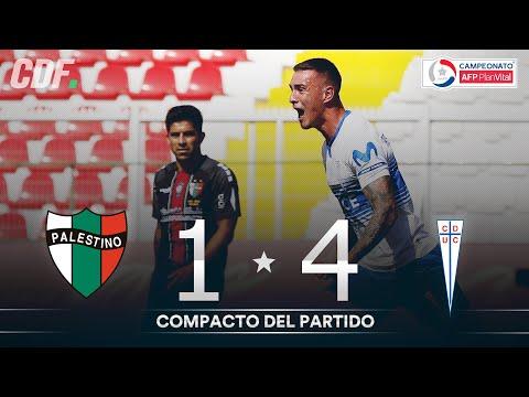 Palestino U. Catolica Goals And Highlights