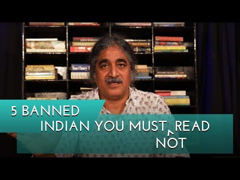 5 Banned Indian Books That You Must *not* Read Mp3