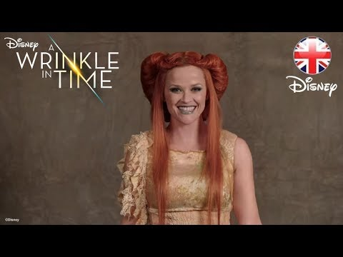 A WRINKLE IN TIME | Behind The Scenes - Making Of The Mrs-es | Official Disney UK