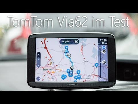navigationsger te test 2016 testsieger tomtom via 135 m. Black Bedroom Furniture Sets. Home Design Ideas