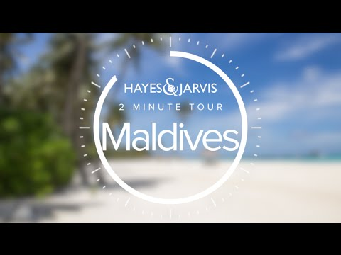 Hayes & Jarvis | 2 Minute Tour of The Maldives