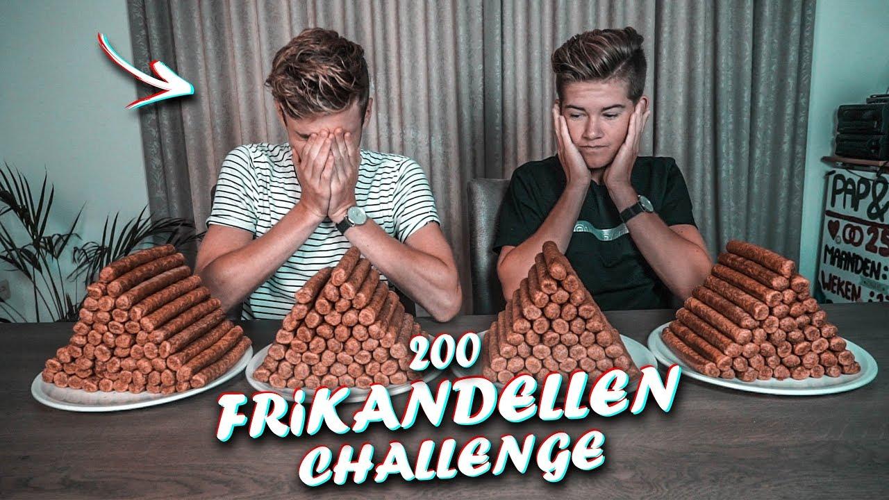 200 FRIKANDELLEN CHALLENGE!