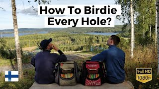 How to Birdie Every Hole @Riihivuori