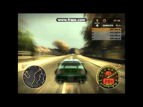 NFS MW: Chevrolet Cobalt SS FULLY UPGRADED