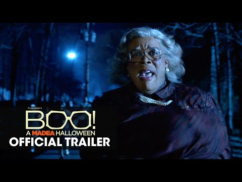 Boo! A Madea Halloween (2016 Movie – Tyler Perry) Official T