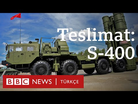 Teslimat: S-400