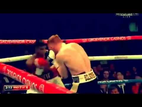 ATIF UNIQUE SHAFIQ OUTSTANDING HIGHLIGHTS VS JAMIE ROBINSON #YOUCANTTOUCHTHIS #boxing