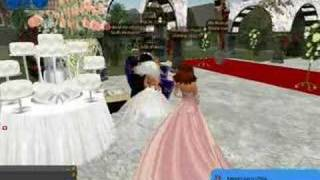SL Wedding movie using music from a cd I BOUGHT!