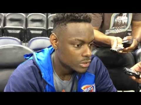 Morrow: Shootaround New Orleans
