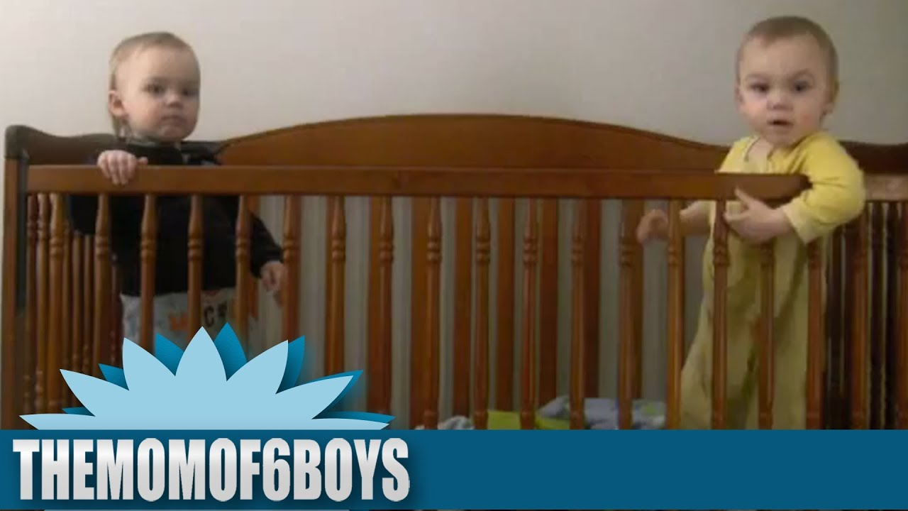 Baby escapes crib youtube - Baby Escapes Crib Youtube 13
