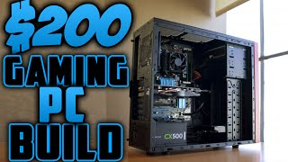 Ultimate $200 Budget Gaming PC 2016! Console Killer!
