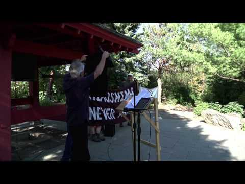 Hiroshima - Anti Nuclear - A Veteran's for Peace Chapter 80 Production