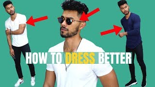 6 Budget Friendly Tips to Dress Better
