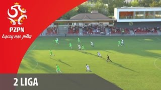 2 Liga: Magazyn skrótów (5. kolejka)