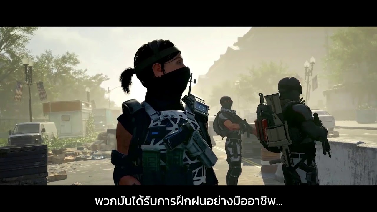 The Division 2 (Thai) | PS4