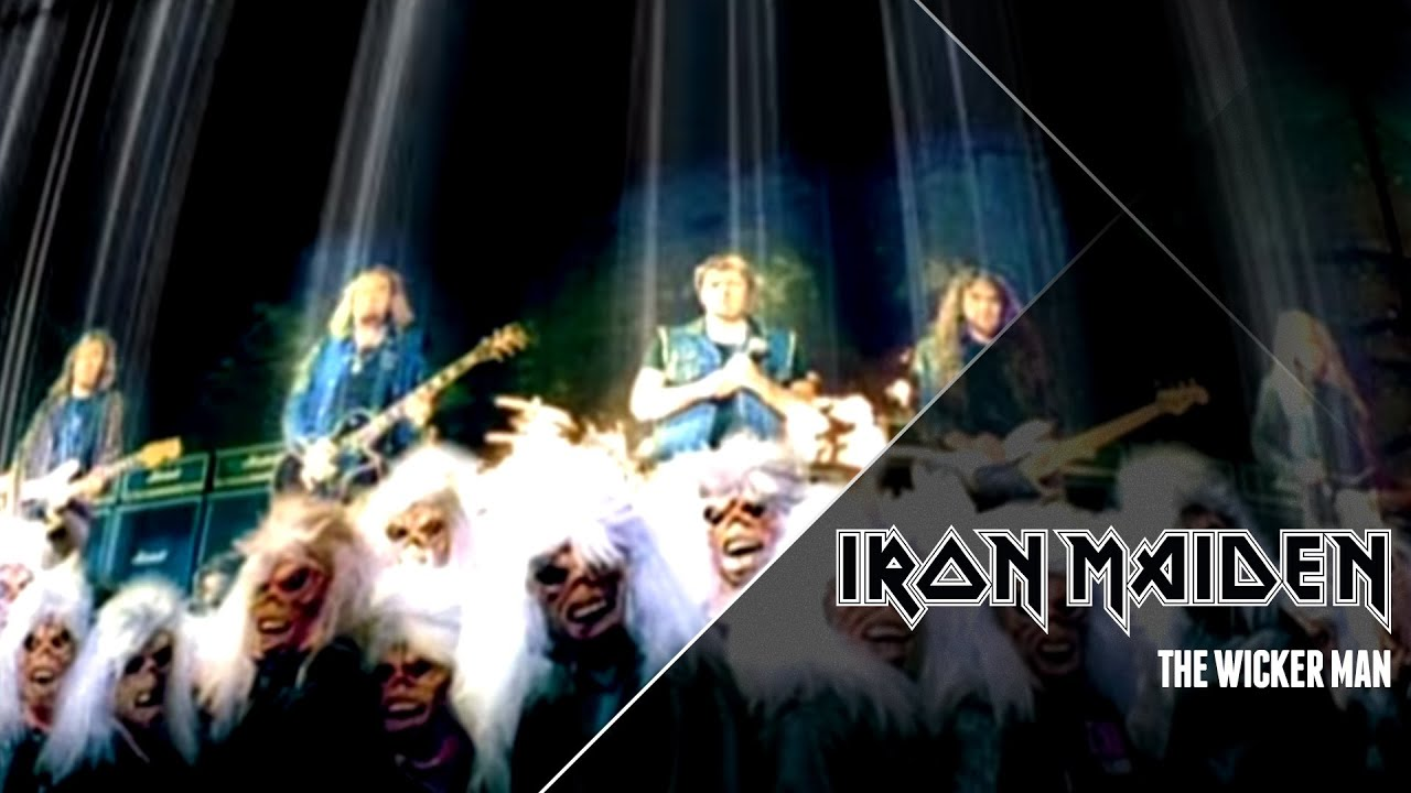 video iron maiden