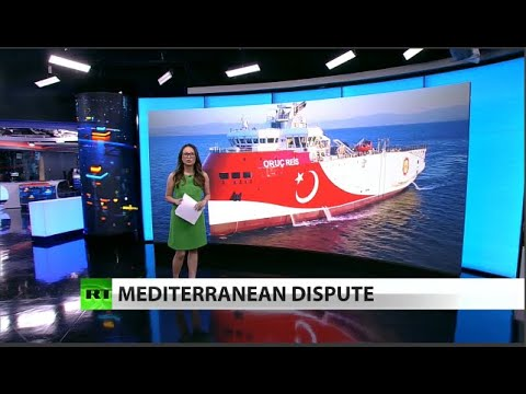 FULL SHOW: Greece, Turkey fight over drilling rights