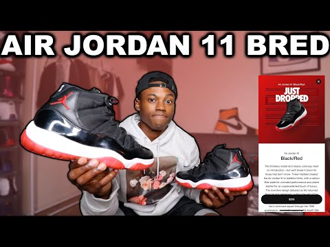 Air Jordan 11 Bred SNKRS APP SHOCK DROP! Did You Cop Or Take HUGE L?